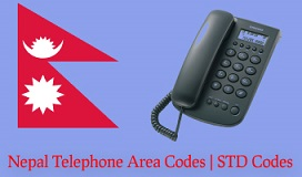nepal-telephone-area-code-std-code-dialing-code